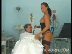 Hot Clinic Muff Munching