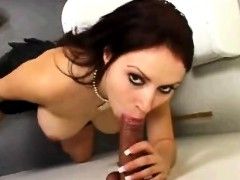 Busty Redhead Whore Found Huge Meatbone Stuck In A Hole
