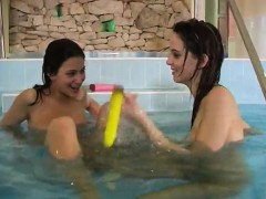 Skater bondage teen girl Young lezzies getting bare in swimm
