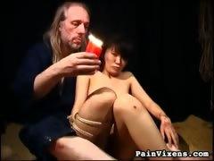 Asian Bondage Princess