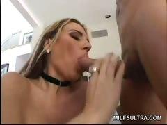 Busty MILF Begs For Cum