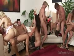 Bachelor Party Orgy #02