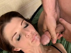 Mother i'd like to fuck gives fine blowjob